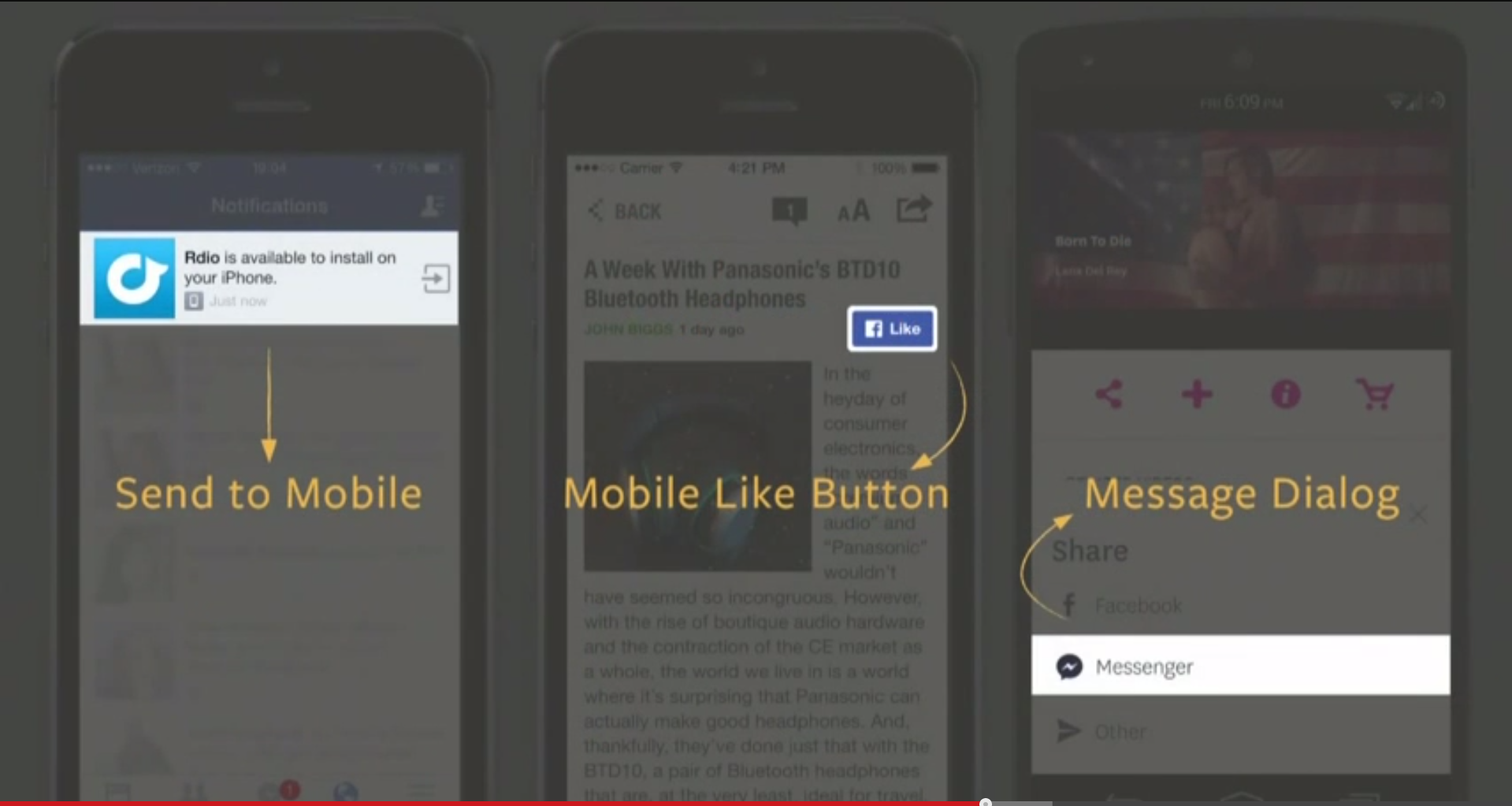 Facebook F8 Summary Mobile Commitment